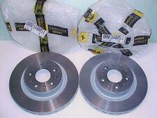 Ferrari 355 Front Brake Rotors_Pair_160051_131750_GENUINE_348_TB_TS_Motronic