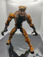 Marvel Legends X-Men Sabretooth Toy Biz Series V 6? Action FigureLoose