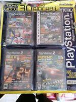 dvd gioco PlayStation  3   DEMO 30 GIOCHI giocabili videogioco nuovo 4 dischi