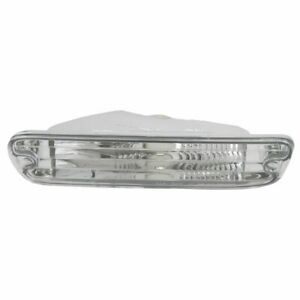 Bumper Mounted Parking Light LH Left for Grand Marquis 95 96 97