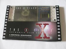 The X-Files Flukeman Limited Ed Authentic Film Originals 35Mm Collector Film Cel