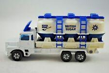 Corgi 1150 Collectible SCANIA LT 145 Truck w/ SILO Body in BRITISH SUGAR Livery
