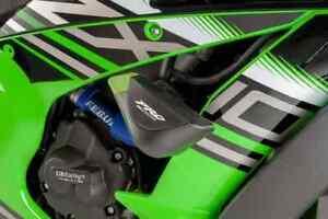 Puig Pro Frame Sliders Kawasaki ZX-10R / RR 2011-2021 5690N