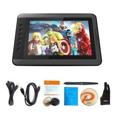 """Pnboo PN10 -10.1"""" LCD Pen Display Tablet Disegno MONITOR CON BATTERIA-Free Penna"""