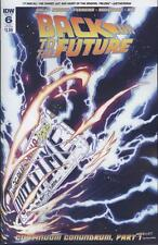 Back to the Future #6 Subscription Var New!