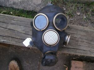 Russian GP7 Gas Mask, Civilian - 1980s