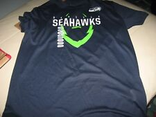 Nike Mens NFL Navy Seattle Seahawks Football Legend Icon T-shirt Gameday 2xl 4e469b4d0