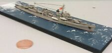 1:700 Scale Built Plastic Model Ship IJN Japanese Destroyer