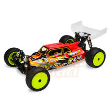 Jconcepts Silencer Clear Body Losi Tlr 22-4 6.5 Inch High Clearance Wings #0271