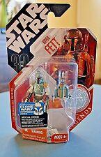 Star Wars Boba Fett Figurine 30th Anniversary by Hasbro