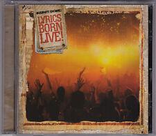 Overnite Encore - Lyrics Born Live - CD (JAM069CD Australia)