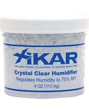 XiKAR 808Xi 4oz Crystal Cigar Humidifier Humidification Jar 3 Pack