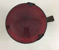 "4 x 1 1//2 x 7//8/"" RV Reflect-o-lite #270 Red Marker Light Lens SAE-PC-76 D.O.T"