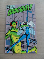 Dragonfly 5 . Americomics 1986 - FN / VF