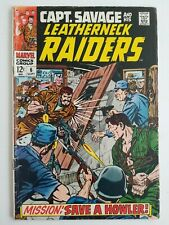 Captain Savage and his Leatherneck Raiders (1967) #6 - Good