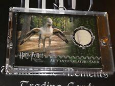 Harry Potter Prisoner of Azkaban Update Buckbeak Feather Creature Card /390