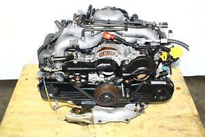2006-2011 Subaru Outback Engine Motor 2.5L SOHC EJ25 AVLS JDM 4 Cylinder