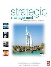 Strategic Management for Hospitality and Tourism-ExLibrary