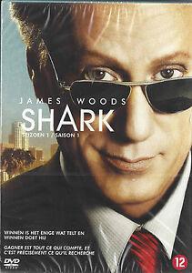 Shark - Seizoen 1   6-DVD      nieuwe box set in seal