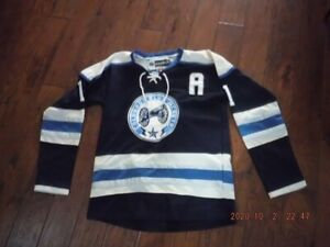 Columbus Blue Jackets Alternative Reebock Jersey size 48 #1 Thompson