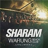 Warung Beach Club Live Brasil, Sharam CD | 8715197008822 | New