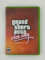 Grand Theft Auto: Vice City - Original Xbox Game - Tested