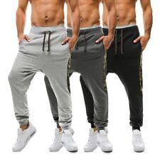 Knöchellange Herren-Fitnessmode aus Baumwollmischung in Größe XL