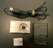 Sony Cyber-shot dsc-s780 Digital Camera - Silver *GOOD/TESTED*