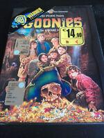 I GOONIES DVD FILM EDIZIONE SNAPPER NUOVO SIGILLATO Spielberg