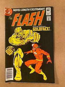Flash #315 Flash vs. Goldface I Combine Shipping!