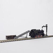 Wasserkran mit Kohlebunker + Fließband - Versorgung von Dampfloks am Haltepunkt