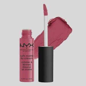 NYX Cosmetics Soft Matte Lip Cream Milan Pink SMLC11 0.27oz