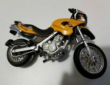 Maisto 1:18 Diecast Yellow BMW F650 GS Motorcycle Small Toy Bike Free Shipping