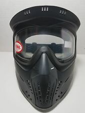 JT Premise Paintball Goggle Face Mask - Black With Thermal Fog Resistant Lens