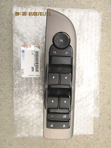 10 - 13 CHEVY TAHOE SUBURBAN LS LT MASTER POWER WINDOW SWITCH BRAND NEW 20877677