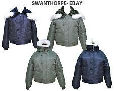 Nylon Parkas Unbranded Coats & Jackets for Men