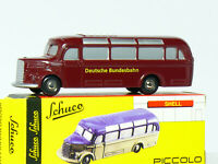 Schuco piccolo 01425 Mercedes Banz Bus 0-3500 DB Deutsche Bundesbahn    OVP