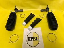 NEU Satz Spurstangenkopf + Manschette passend für alle Opel Kadett C Modelle VA