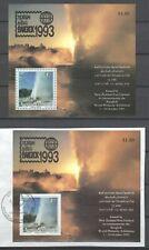 Bangkok Expo - Min Sheet 1993 - SG MS1770 - MNH and Used