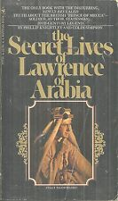 THE SECRET LIVES OF LAWRENCE OF ARABIA Knightley & Simpson - WORLD WAR I HERO