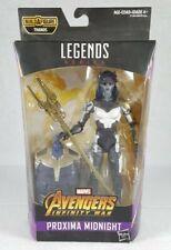 Brand New Marvel Legends Avengers Infinity War Proxima Midnight BAF Thanos