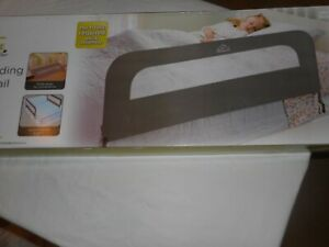 Home Safe Extra Long Folding Single Bedrail