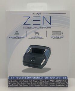 CRONUS ZEN Gaming Adapter - CronusMax - MnK Xbox PS4 - IN HAND - Ships Today