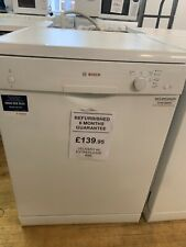 Bosch 60cm Full Size Dishwasher SMS40T42 Refurbished 6 Months Guarantee