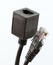 8m RJ45 Netzwerk Verlängerungskabel Ethernet Patch Leine Cat 5 5e Stecker Buchse
