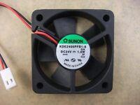SUNON KDE2405PFB1-8 Fan DC24V 1.0W 50*50*10mm 2pin 485-1