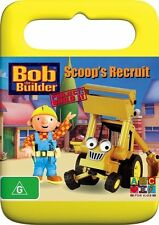Bob The Builder Project Build It Scoop's Recruit DVD, 2007