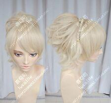 Final Fantasy XV FF15 Lunafreya Nox Fleuret Princess Luna Cosplay Wig Hair Wigs