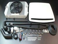 HPD Top Mount Intercooler Kit FIT Nissan Patrol GU TD42 03-07 Pro