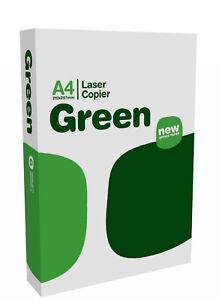 100000 Blatt = 1 Palette Kopierpapier Laser Copy green DIN A4 80g/m² weiß